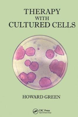 Therapy with Cultured Cells (Paperback)