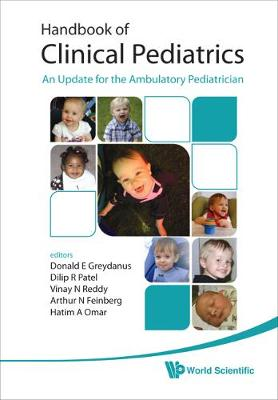Handbook Of Clinical Pediatrics: An Update For The Ambulatory Pediatrician (Hardback)