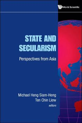 State And Secularism: Perspectives From Asia (Hardback)