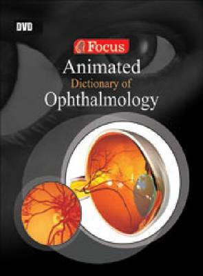 Animated Dictionary of Opthalmology (DVD)