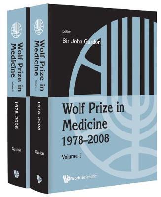 Wolf Prize In Medicine 1978-2008 (In 2 Volumes, With Cd-rom) (Hardback)
