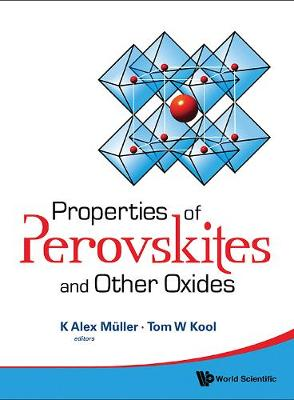 Properties Of Perovskites And Other Oxides (Hardback)