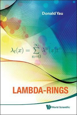 Lambda-rings (Hardback)