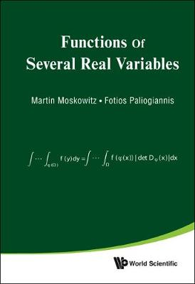 Functions Of Several Real Variables (Hardback)