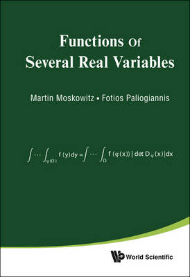 Functions Of Several Real Variables (Paperback)