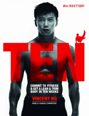 Ten: A Lean and Sculpted Body in Ten Weeks (Paperback)