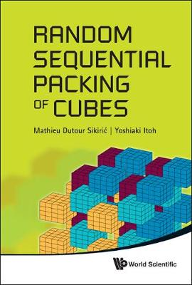 Random Sequential Packing Of Cubes (Hardback)