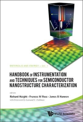 Handbook Of Instrumentation And Techniques For Semiconductor Nanostructure Characterization (In 2 Volumes) - Materials and Energy 2 (Hardback)