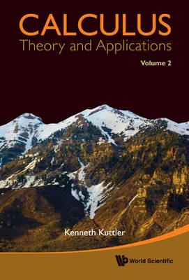 Calculus: Theory And Applications, Volume 2 (Hardback)