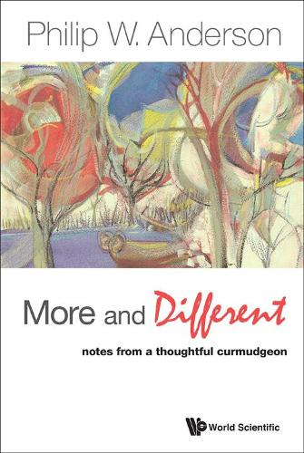More And Different: Notes From A Thoughtful Curmudgeon (Hardback)