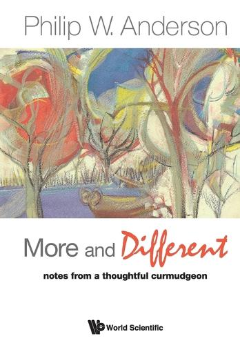 More And Different: Notes From A Thoughtful Curmudgeon (Paperback)