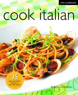 Mini Cookbook: Cook Italian (Paperback)