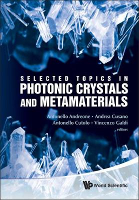 Selected Topics In Photonic Crystals And Metamaterials (Hardback)