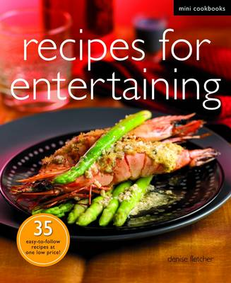 Recipes for Entertaining (Paperback)