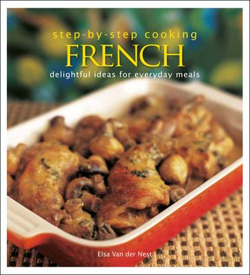 Step-by-step Cooking: French (Paperback)