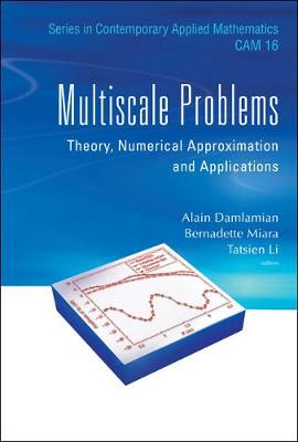 Multiscale Problems: Theory, Numerical Approximation And Applications - Series in Contemporary Applied Mathematics 16 (Hardback)