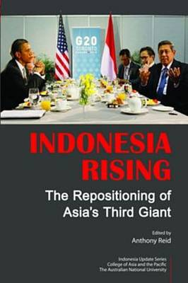 Indonesia Rising: The Repositioning of Asia's Third Giant (Hardback)