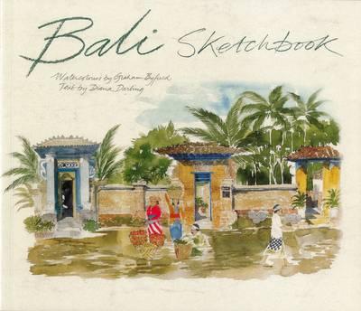 Bali Sketchbook (Paperback)