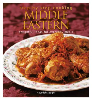 Middle Eastern - Step-by-step Cooking (Paperback)