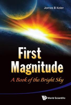 First Magnitude: A Book Of The Bright Sky (Hardback)