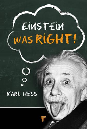 Einstein Was Right! (Hardback)