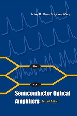 Semiconductor Optical Amplifiers (Hardback)
