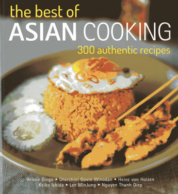 The Best of Asian Cooking (Paperback)