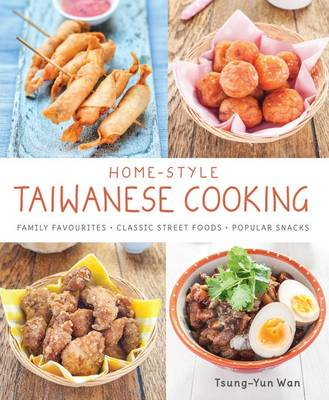 Home-Style Taiwanese Cooking (Paperback)