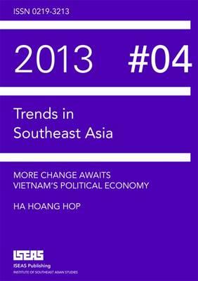 More Change Awaits Vietnam's Political Economy (Paperback)