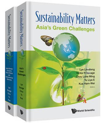 Sustainability Matters (In 2 Volumes) (Hardback)