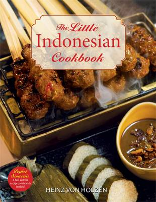 The Little Indonesian Cookbook (Paperback)