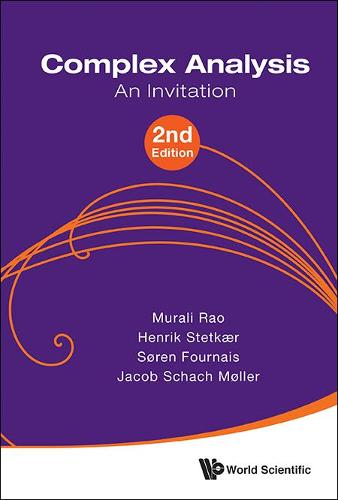 Complex Analysis: An Invitation (2nd Edition) (Hardback)