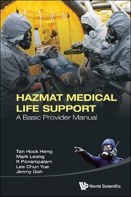 Hazmat Medical Life Support: A Basic Provider Manual (Paperback)