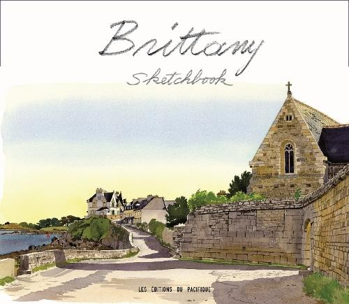 Brittany Sketchbook (Hardback)
