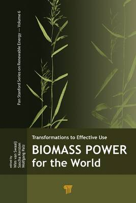 Biomass Power for the World (Hardback)