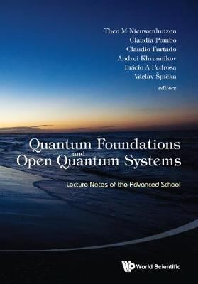 Quantum Foundations And Open Quantum Systems: Lecture Notes Of The Advanced School (Hardback)