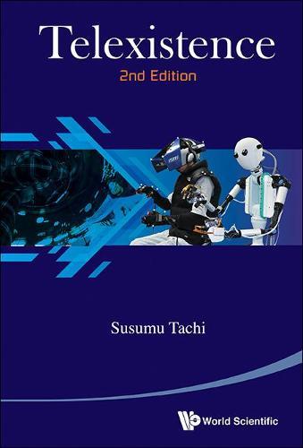 Telexistence (2nd Edition) (Hardback)