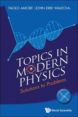 Topics In Modern Physics: Solutions To Problems (Paperback)