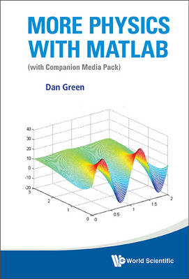 More Physics With Matlab (With Companion Media Pack) (Paperback)