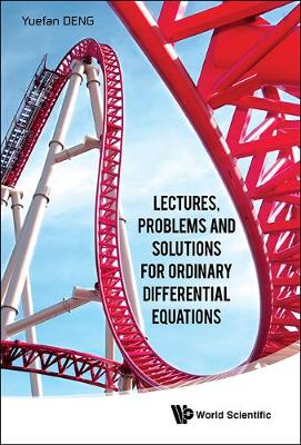 Lectures, Problems And Solutions For Ordinary Differential Equations (Hardback)