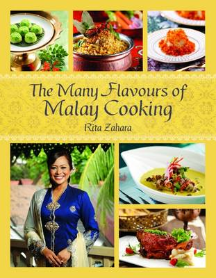 The Many Flavours of Malay Cooking (Hardback)