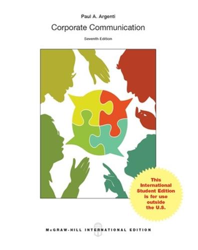 CORPORATE COMMUNICATION (Paperback)