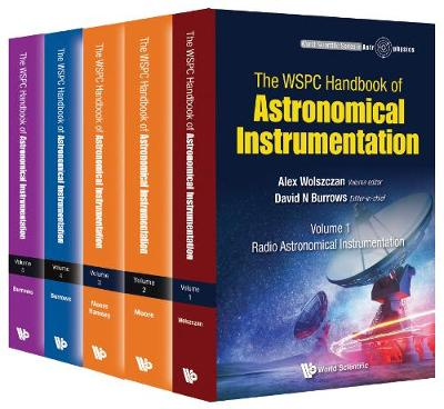 Wspc Handbook Of Astronomical Instrumentation, The (In 5 Volumes) - World Scientific Series In Astrophysics (Hardback)