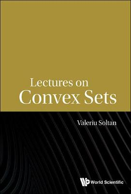 Lectures On Convex Sets (Hardback)