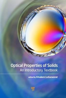 Optical Properties of Solids: An Introductory Textbook (Hardback)