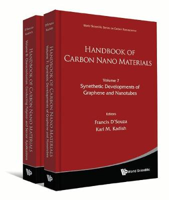Handbook Of Carbon Nano Materials (Volumes 7-8) - World Scientific Series on Asia-Pacific Weather and Climate (Hardback)