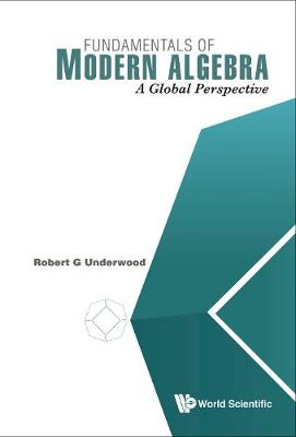 Fundamentals Of Modern Algebra: A Global Perspective (Hardback)
