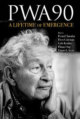Pwa90: A Lifetime Of Emergence (Paperback)