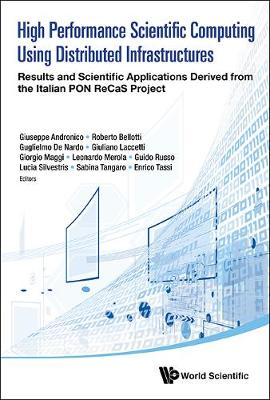 High Performance Scientific Computing Using Distributed Infrastructures (Hardback)