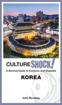 Cultureshock! Korea - Cultureshock! (Paperback)